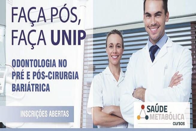 Pós Graduação em Odontologia no Pré e Pós Operatório das Cirurgias Bariátricas